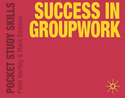 9780230272309: Success in Groupwork (Pocket Study Skills)
