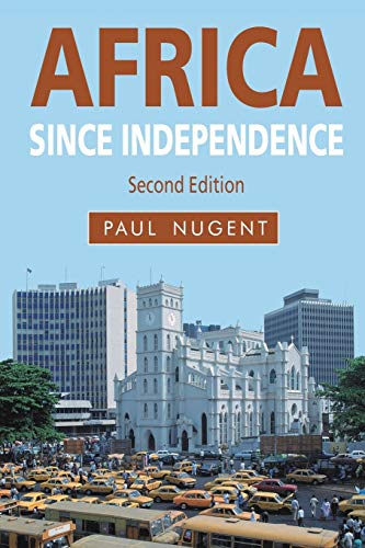 9780230272880: Africa since Independence