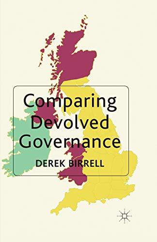 Comparing Devolved Governance: Derek Birrell