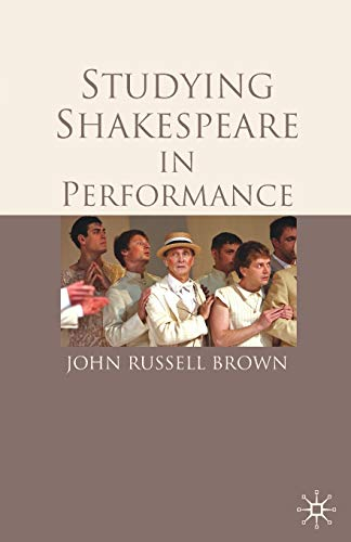 9780230273740: Studying Shakespeare in Performance