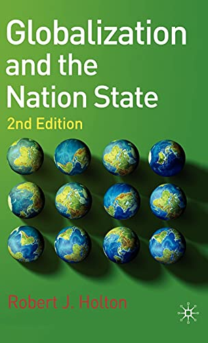 9780230274556: Globalization and the Nation State: 2nd Edition