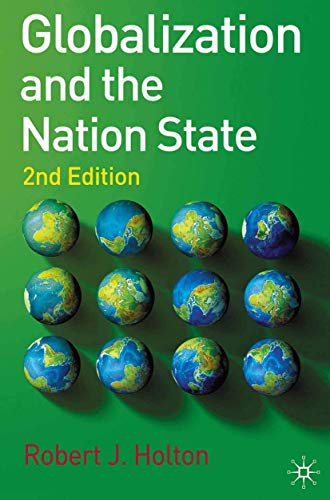 9780230274563: Globalization and the Nation State: 2nd Edition