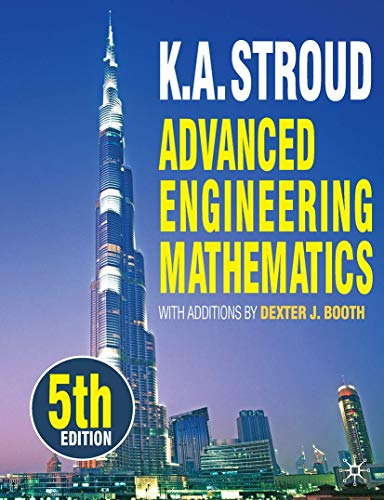 9780230275485: Advanced Engineering Mathematics