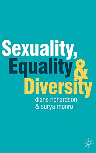 9780230275577: Sexuality, Equality and Diversity