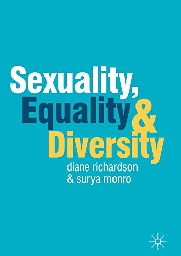 9780230275584: Sexuality, Equality and Diversity