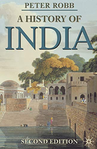 9780230279827: A History of India