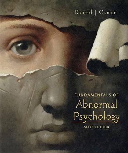 9780230282452: Fundamentals of Abnormal Psychology