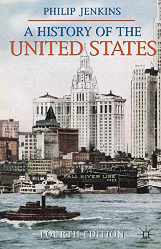 9780230282872: A History of the United States (Palgrave Essential Histories Series)