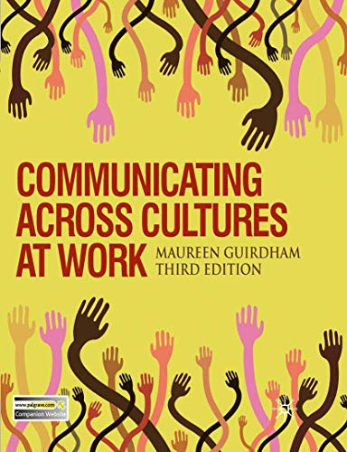 9780230283695: Communicating Across Cultures at Work