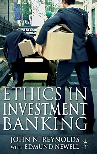 9780230285088: Ethics in Investment Banking
