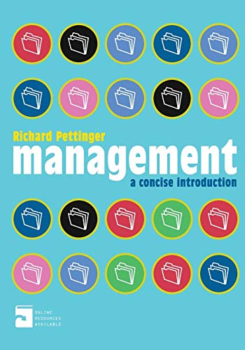 9780230285354: Management: A Concise Introduction