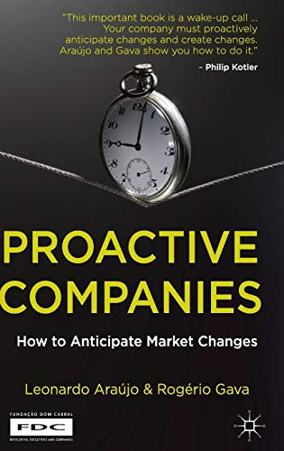 9780230289222: Proactive Companies: How to Anticipate Market Changes (Fundacao Dom Cabral (FDC))