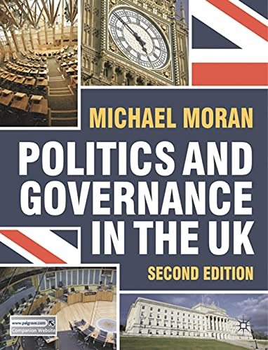 9780230289987: Politics and Governance in the UK