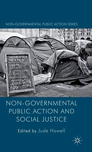 9780230290365: Non-Governmental Public Action and Social Justice