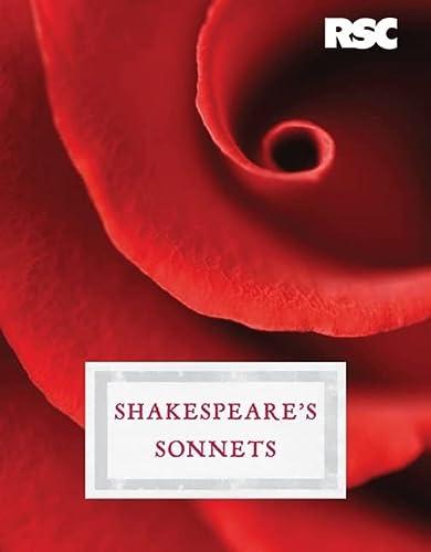 9780230290419: Shakespeare's Sonnets (The RSC Shakespeare)