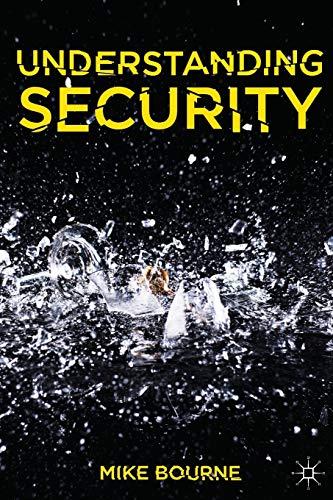 9780230291249: Understanding Security