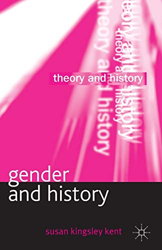 9780230292246: Gender and History (Theory and History)