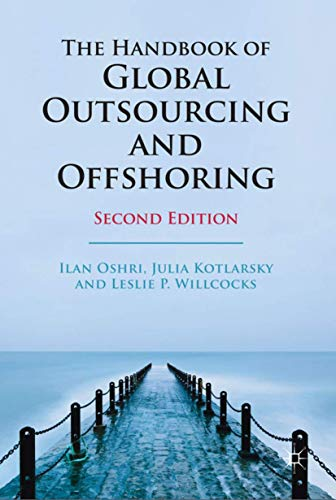 9780230293526: The Handbook of Global Outsourcing and Offshoring