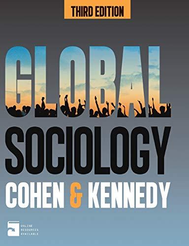 9780230293748: Global Sociology