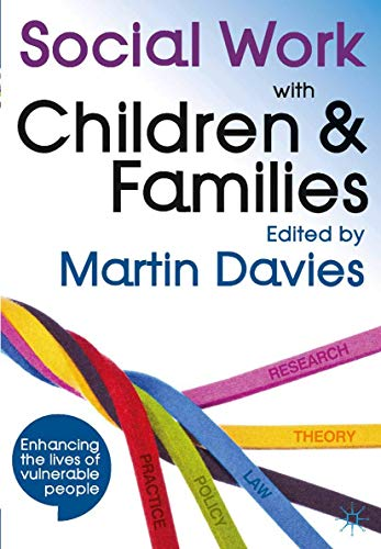 9780230293854: Social Work with Children and Families