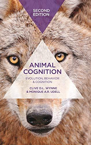 9780230294226: Animal Cognition: Evolution, Behavior and Cognition