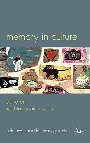 9780230297449: Memory in Culture (Palgrave Macmillan Memory Studies)