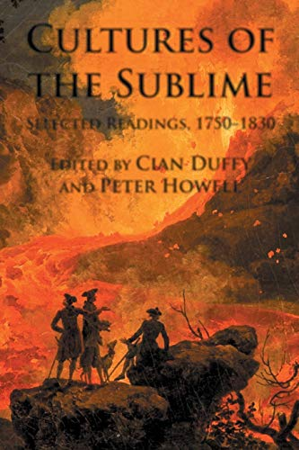 9780230299665: Cultures of the Sublime: Selected Readings, 1750-1830