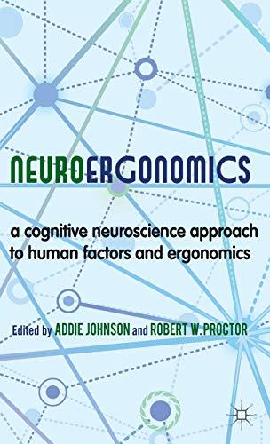 9780230299726: Neuroergonomics: A Cognitive Neuroscience Approach to Human Factors and Ergonomics