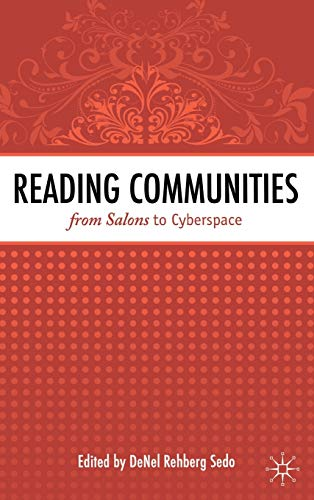 9780230299887: Reading Communities from Salons to Cyberspace
