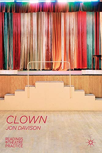 9780230300156: Clown (Readings in Theatre Practice)