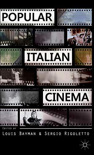 9780230300163: Popular Italian Cinema