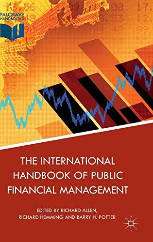 9780230300248: The International Handbook of Public Financial Management