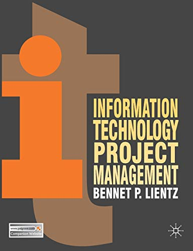 9780230300361: Information Technology Project Management