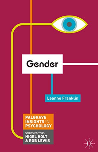 9780230302730: Gender (Palgrave Insights in Psychology series)