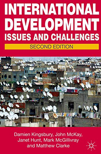 9780230303232: International Development Issues and Challenges Second Edition