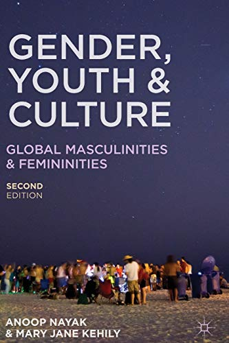 9780230303553: Gender, Youth and Culture: Young Masculinities and Femininities