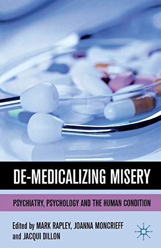 De-Medicalizing Misery: Dillon, J. /