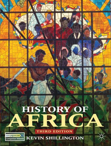 9780230308473: History of Africa