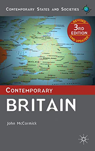 9780230320390: Contemporary Britain (Contemporary States and Societies Series)