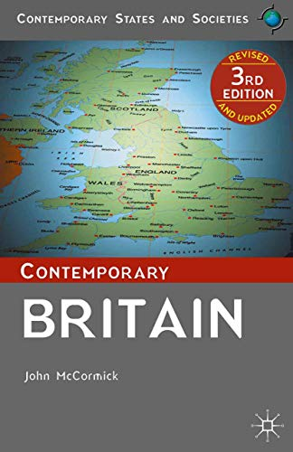 9780230320406: Contemporary Britain (Contemporary States and Societies Series)