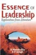 9780230328129: Essence of Leadership: Explorations from Literature
