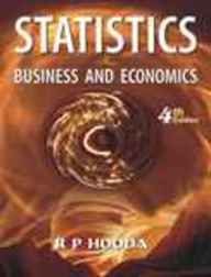 9780230329935: Statistics for Business and Economics