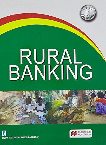 9780230330504: Rural Banking