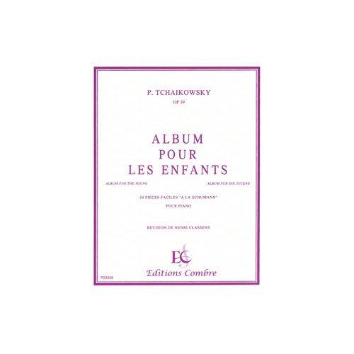 9780230335288: Album pour les Enfants Op.39 --- Piano