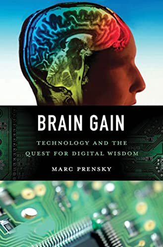 9780230338098: Brain Gain: Technology and the Quest for Digital Wisdom