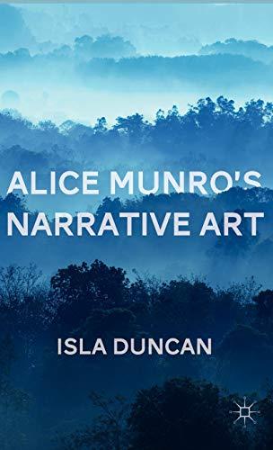 9780230338579: Alice Munro's Narrative Art