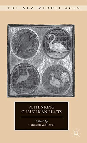 9780230338586: Rethinking Chaucerian Beasts (The New Middle Ages)