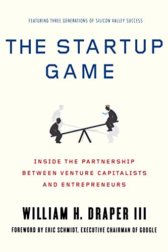 9780230339941: The Startup Game: Inside the Partnership between Venture Capitalists and Entrepreneurs