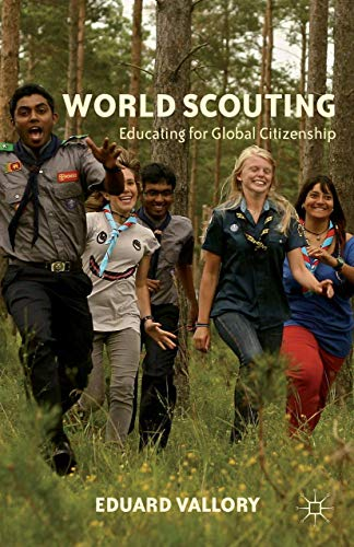 9780230340688: World Scouting: Educating for Global Citizenship