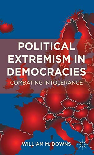 9780230340794: Political Extremism in Democracies: Combating Intolerance